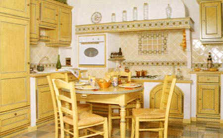 Cuisine Style Provencale. Amazing Cuisine Equipee Style Provencale ...